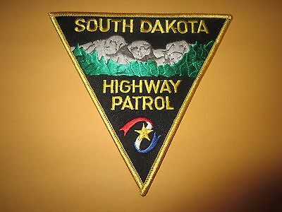 Collectible South Dakota Highway Patrol Patch New