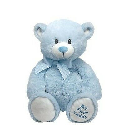 Ty Classic - Sweet Baby Blue Bear 15""