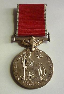 British Empire Medal / Named / St.johns Amb +  Medals / Royal Mint Box Of Issue.