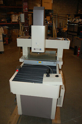 Nikon VM-500N CNC Video Measuring System (as pictured)