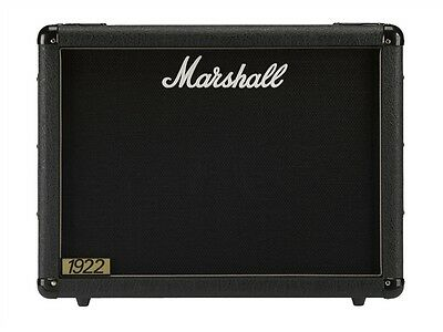 Marshall 1922: 150w 2 x 12 Extension Guitar Amp Cabinet