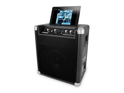 TA-W: Portable Powered Bluetooth Speaker System