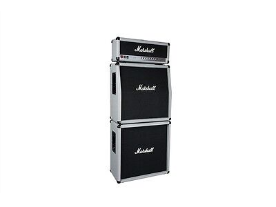 Marshall 2551BV: 4 x 12 Straight Guitar Amp Cab Silver Jubilee