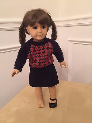 Pleasant Company / American Girl Molly McIntire Early to mid 90's PC version