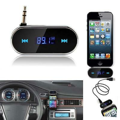 Wireless Bluetooth FM Transmitter MP3 Player Car Kit Charger for iPhone 6 5 SC