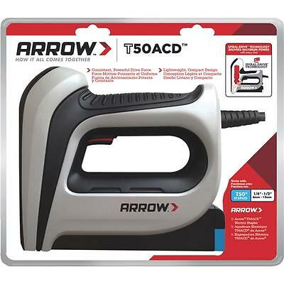 Arrow Fastener Diy Electric Staple Gun T50ACD