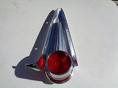 NOS 1958 Plymouth Fury Belvedere Taillight Assembly Christine Excellent