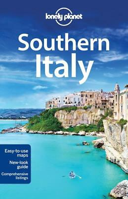 NEW Southern Italy By Lonely Planet Paperback Free Shipping