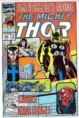 The Mighty Thor Marvel Comic Book #456/Modern Age/1992