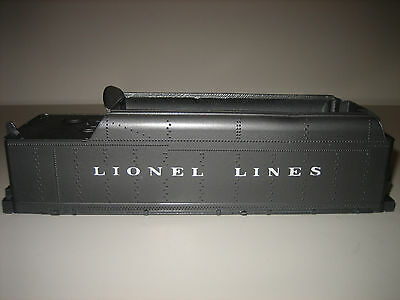 Lionel (Gray) Lionel Lines Shell White Lettering - For 2226/2246 Tender