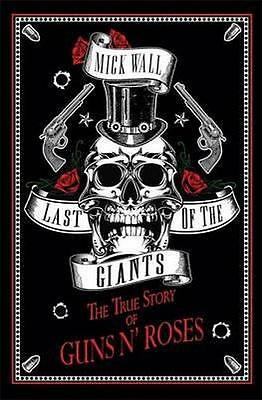 NEW Last of the Giants By Mick Wall Paperback Free Shipping