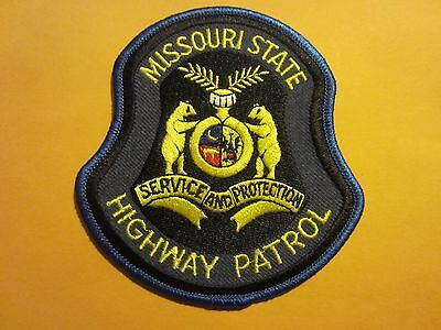Collectible Missouri Highway Patrol New