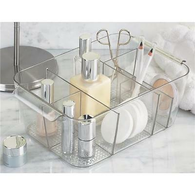 Interdesign Clr Divide Cosmetic Tray 35870