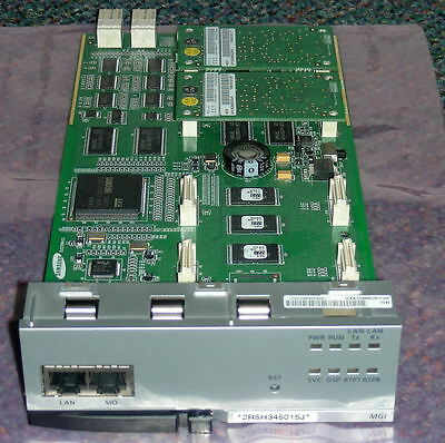 Samsung OfficeServ MGI Media Gateway VOIP Interface KP-OSDBMGI & Two Channels