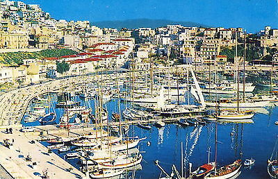 AK: Mikrolimano - Picturesque harbour and Yachting centre