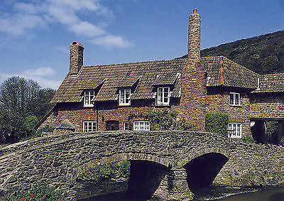 AK: Allerford in Somerset (England)
