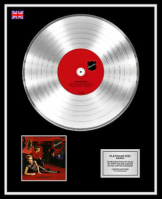 ROXETTE Ltd Edition CD Platinum Disc Record ROOM SERVICE