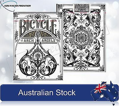 Archangels Gothic Angels BICYCLE Theory 11 Poker Playing Cards Deck Brand New
