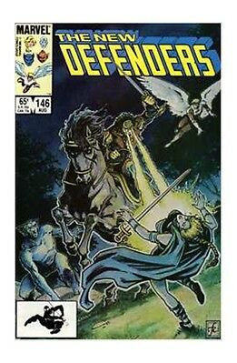The Defenders #146 (Aug 1985, Marvel) FN/VF COMIC BOOK