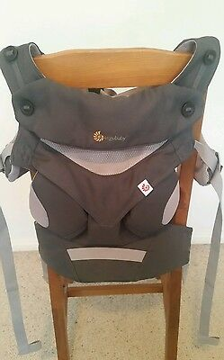 Ergo 360 cool air baby carrier