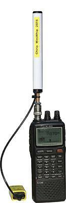 Active Antenna MiniWhip SR for ICOM IC-R20 best for HF band and scanner reicever