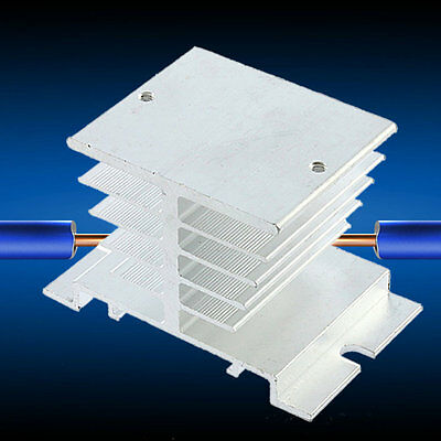 New Aluminum Heat Sink For Solid State Relay SSR Small Type Heat Dissipation NS