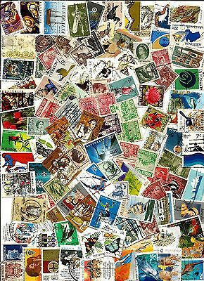 Australia      over 200 used DIFFERENT stamps  #11