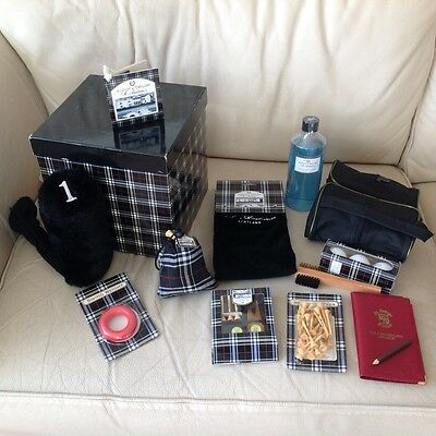 Ascot & Taylor of St Andrews Golf boxed gift set