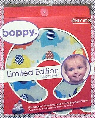 Boppy Designer Limited Edition Slipcover~ Fits Infant Support Pillows~New Deal
