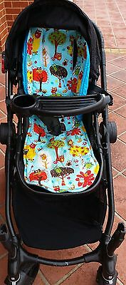 Baby Jogger City Select stroller + accessories + FREE nappy bin
