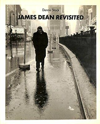James Dean Revisited by Stock, Dennis Paperback Book The Cheap Fast Free Post