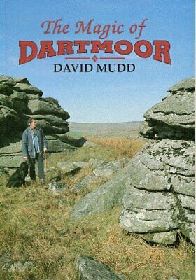 The Magic of Dartmoor by Mudd, David Paperback Book The Cheap Fast Free Post