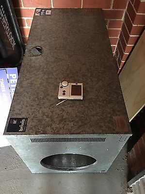 Brivis Me30i gas ducted heater