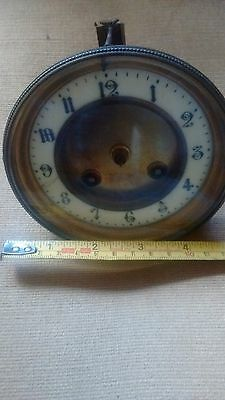 A French Clock Movement For Spare Or Repair • £6.22
