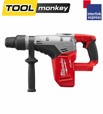 Milwaukee M18CHM-0 FUEL SDS-MAX DRILLING AND BREAKING HAMMER *BARE UNIT*