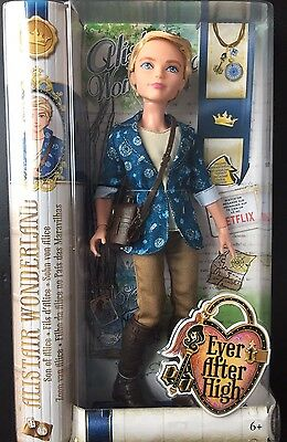 Ever After High Alistair Wonderland New In Box