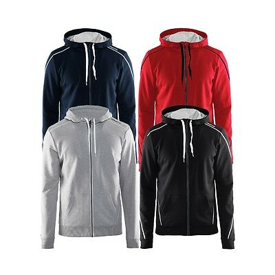 CRAFT In-the-Zone Full-Zip Hoodie Herren