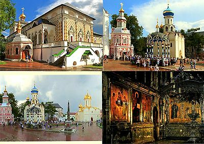 4 new postcards from RUSSIA - Moscow (6)
