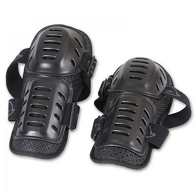 UFO Adult Elbow pads MX Motocross protection off road Elbow guards Black GO02037