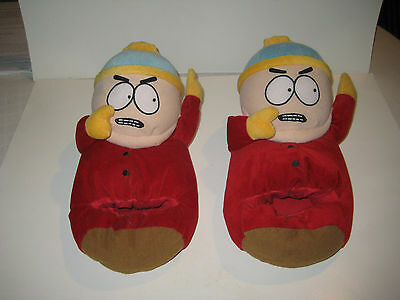 2005 South Park Eric Cartman slippers Size 9-10