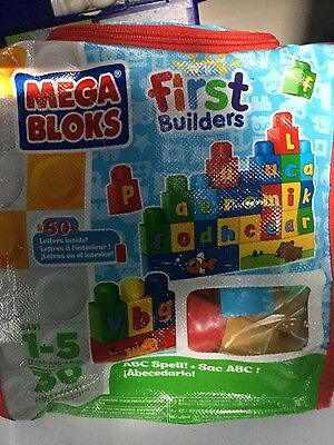 mega blocks - first builders