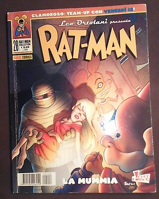 RAT-MAN COLLECTION n.28 - La Mummia - 2002 - Cult Comics