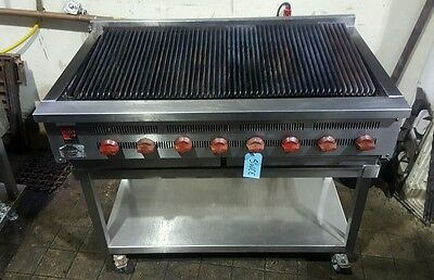 Wolf Heavy Duty Gas Chargrill
