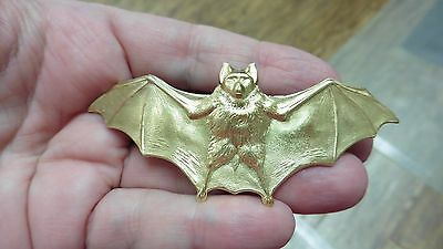 CB-Bat-2 Bats with wings spread Barrettes French barrette love flying night bats