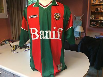 MARITIMO FOOTBALL SHIRT XL HOME 2002-03 Rare Banif