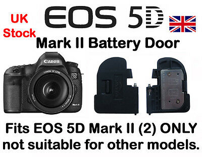 Battery Door Cover for Canon EOS 5D Mark II