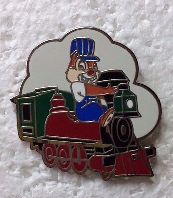 Disney Pin PWP Collection - Train Conductor - Dale Only