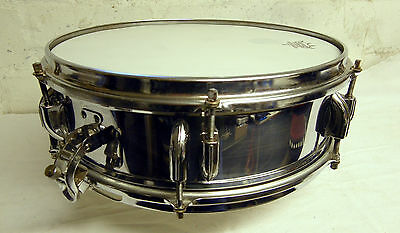 Sehr alte Snare (Vintage) 14 x 4,5 Metall  Sonor?