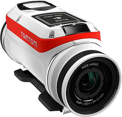 TomTom Bandit 4k GPS WIFI Bluetooth Professional Action Video Camera