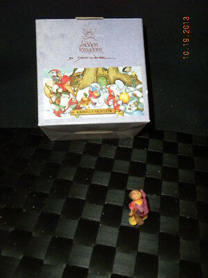 "Schmid Hidden Kingdom Kingdom Of Notch Figurine ""Tip"" New In Box"